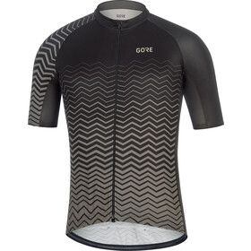 GORE WEAR C3 Jersey Herren black/graphite grey